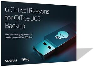 6 Critical Reasons for Office 365 Backup